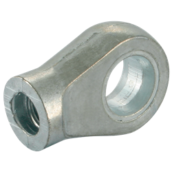 Picture of 144222 GASLIFT END FITTING - CLEVIS (8MM WIDE) (8MM HOLE)