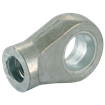 Picture of 144231 GASLIFT END FITTING - CLEVIS (8MM WIDE) (6MM HOLE)