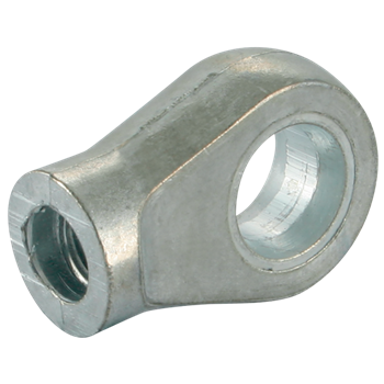 Picture of 144234 GASLIFT END FITTING - CLEVIS (8MM WIDE) (8MM HOLE)